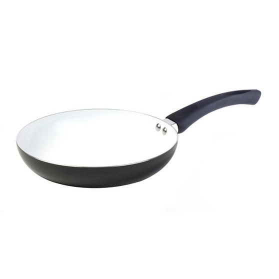 Russell Hobbs Black 28cm Ceramic Coated Frying Pan