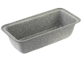 Salter BW02776G Marble Collection Carbon Steel Loaf Baking Pan, 27 cm, Grey