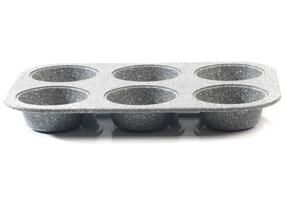 Salter Marble Collection 6 Cup Muffin Tray Thumbnail 3