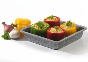 Salter Marble Collection 23cm Square Baking Tray Thumbnail 4