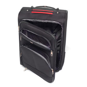 "Wenger 1904001 24"" Trolley Case Black"