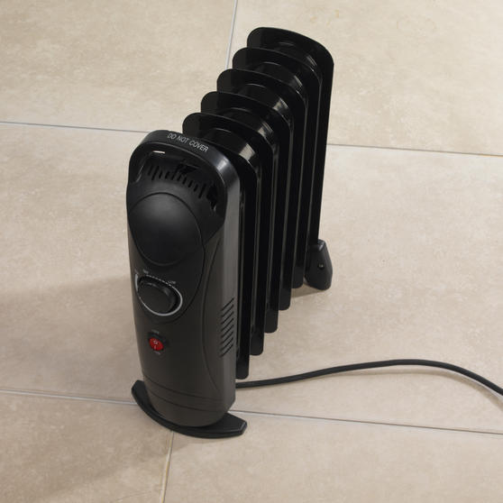 Beldray 700W Mini Oil Filled Radiator Thumbnail 4