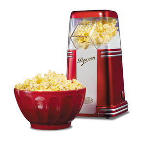 Giles & Posner Mini Retro Popcorn Maker Preview
