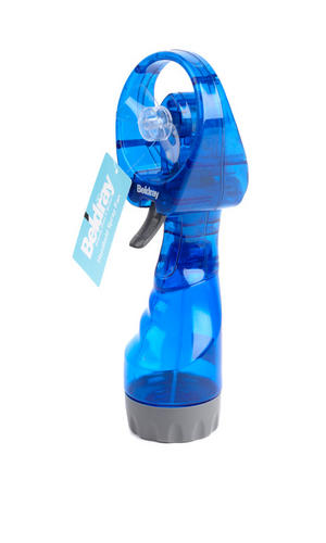 Beldray Handheld And Portable Blue Water Spray Fan Thumbnail 2