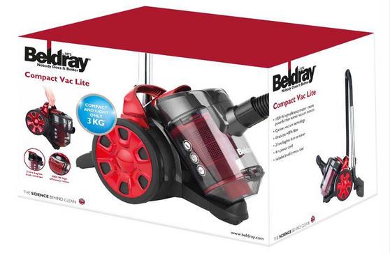 Beldray Compact Vac Lite Thumbnail 7