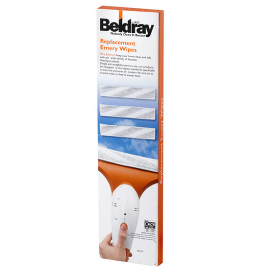 Beldray Replacement Wipes for BEL0201 and BEL0224 Thumbnail 1