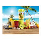 Party Mix Multi Functional Lime Blender Cocktail Maker Set