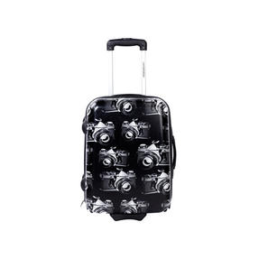 "Constellation 18"" Camera Print ABS Suitcase"