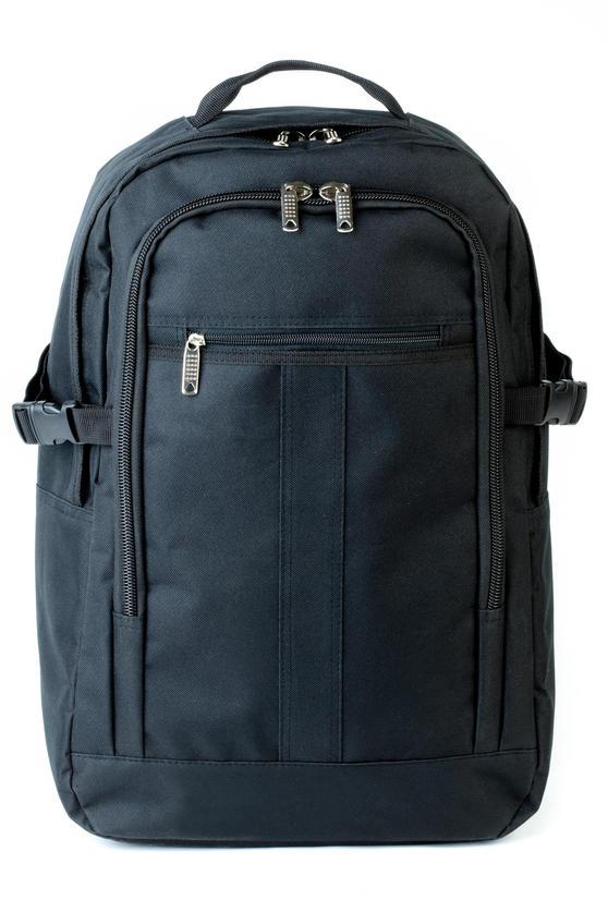 Constellation Rome Flight Backpack, Black