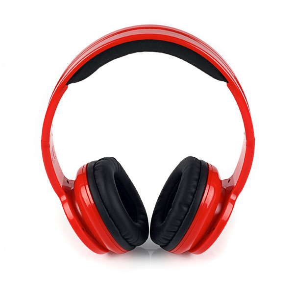 intempo bluetooth headphone red headphones no1brands4you. Black Bedroom Furniture Sets. Home Design Ideas