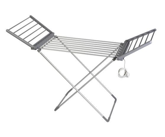 Beldray Electric Foldable Clothes Airer With Wings Thumbnail 1