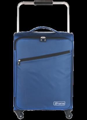 "ZFrame 26"" Twilight Blue Super Lightweight Suitcase"