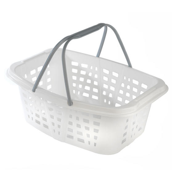 Beldray 2 Piece Laundry Basket Bowl Set Thumbnail 3