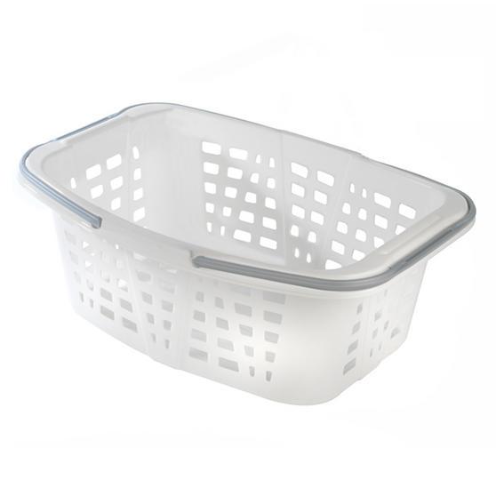 Beldray 2 Piece Laundry Basket Bowl Set Thumbnail 4