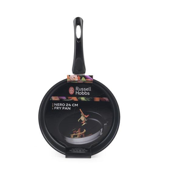 Russell Hobbs Nero 24 cm Stainless Steel Fry Pan