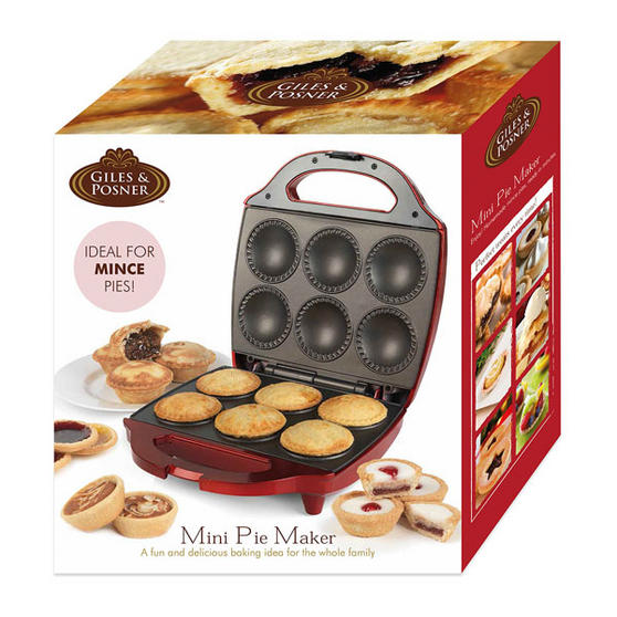 giles posner mini pie maker party products giles