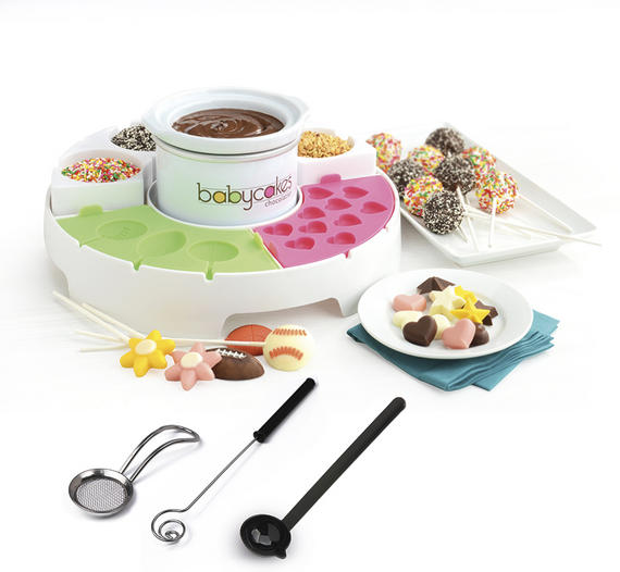 Baby Cake Decoration Station : Babycakes Cake Pop Decoration Station With Chocolatier ...