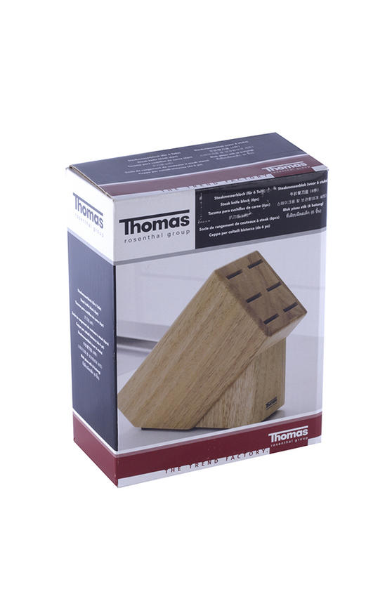 Thomas Steak Knife Block