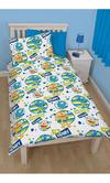 Disney Henry Hugglemonster Roarsome Single Reversible Rotary Duvet Cover Bed Set New Gift Thumbnail 2
