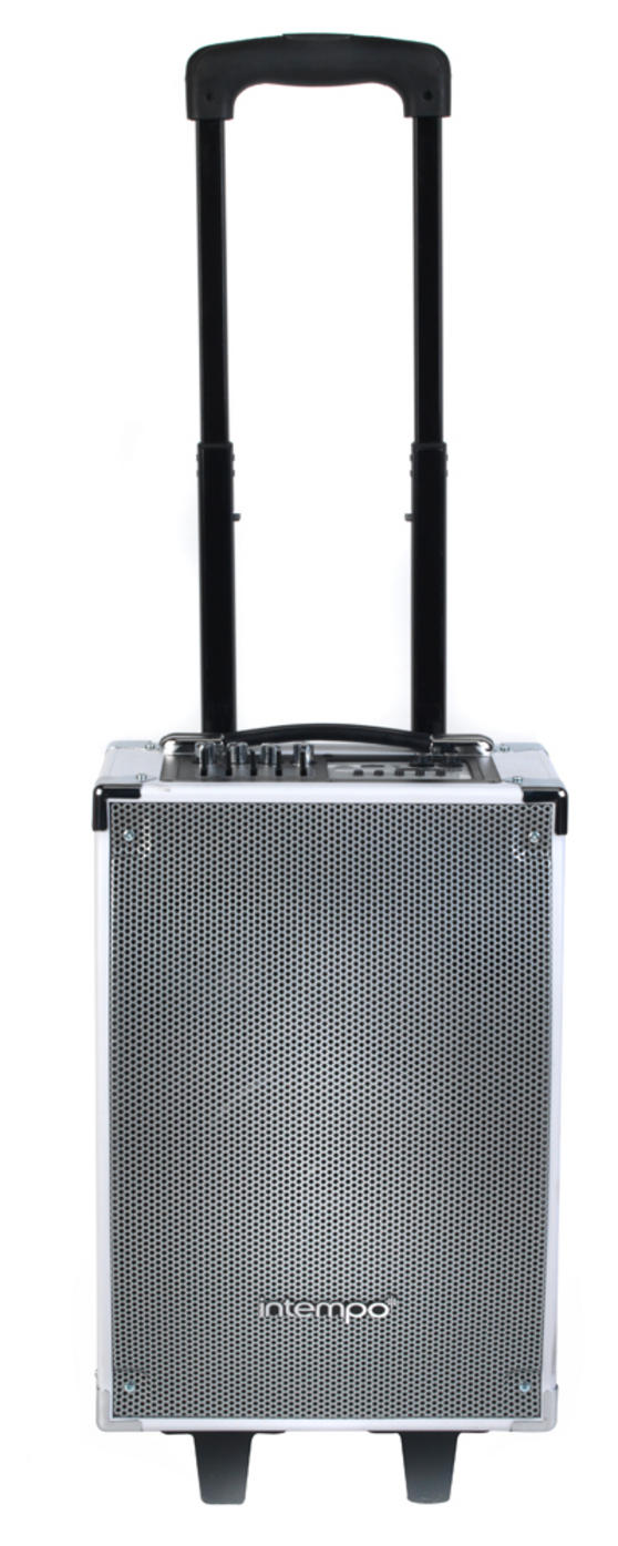 Intempo White Tailgate Music Speaker