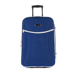 "Constellation Eva Suitcase, 24"", Navy/Grey"