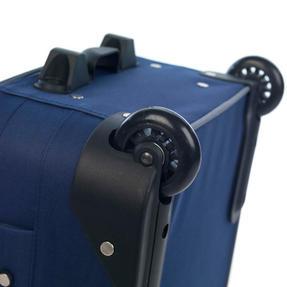 "Constellation Eva Suitcase, 24"", Navy/Grey Thumbnail 3"