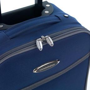 "Constellation Eva Suitcase, 24"", Navy/Grey Thumbnail 5"