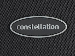 "Constellation Plain Eva Suitcase, 26"", Black Thumbnail 6"