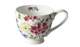 Portobello Footed Aiyanna Bone China Mug Thumbnail 1