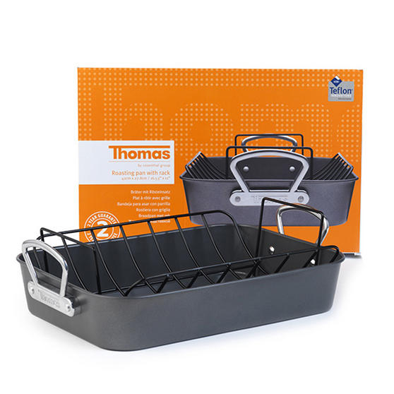 Thomas by Rosenthal Hard Anodised Roasting Pan 1406401