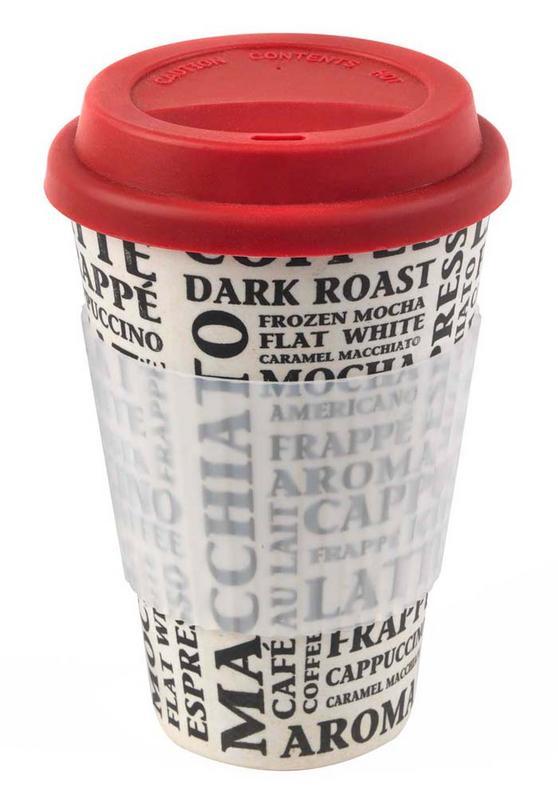 Cambridge Bamboo Coffee Aroma Eco Travel Mug