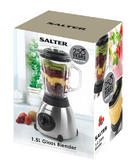 Salter Silver 1.5 Litre 5 Speed Blender Thumbnail 4