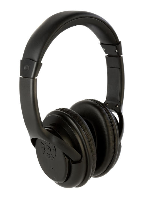 Intempo Black Bluetooth Headphones