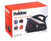 Beldray BEL0534 Steam Surge Black Pro Steam Station Iron Thumbnail 6