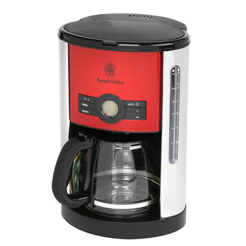 Russell Hobbs Coffee Maker Red : Russell Hobbs Red Coffee Maker