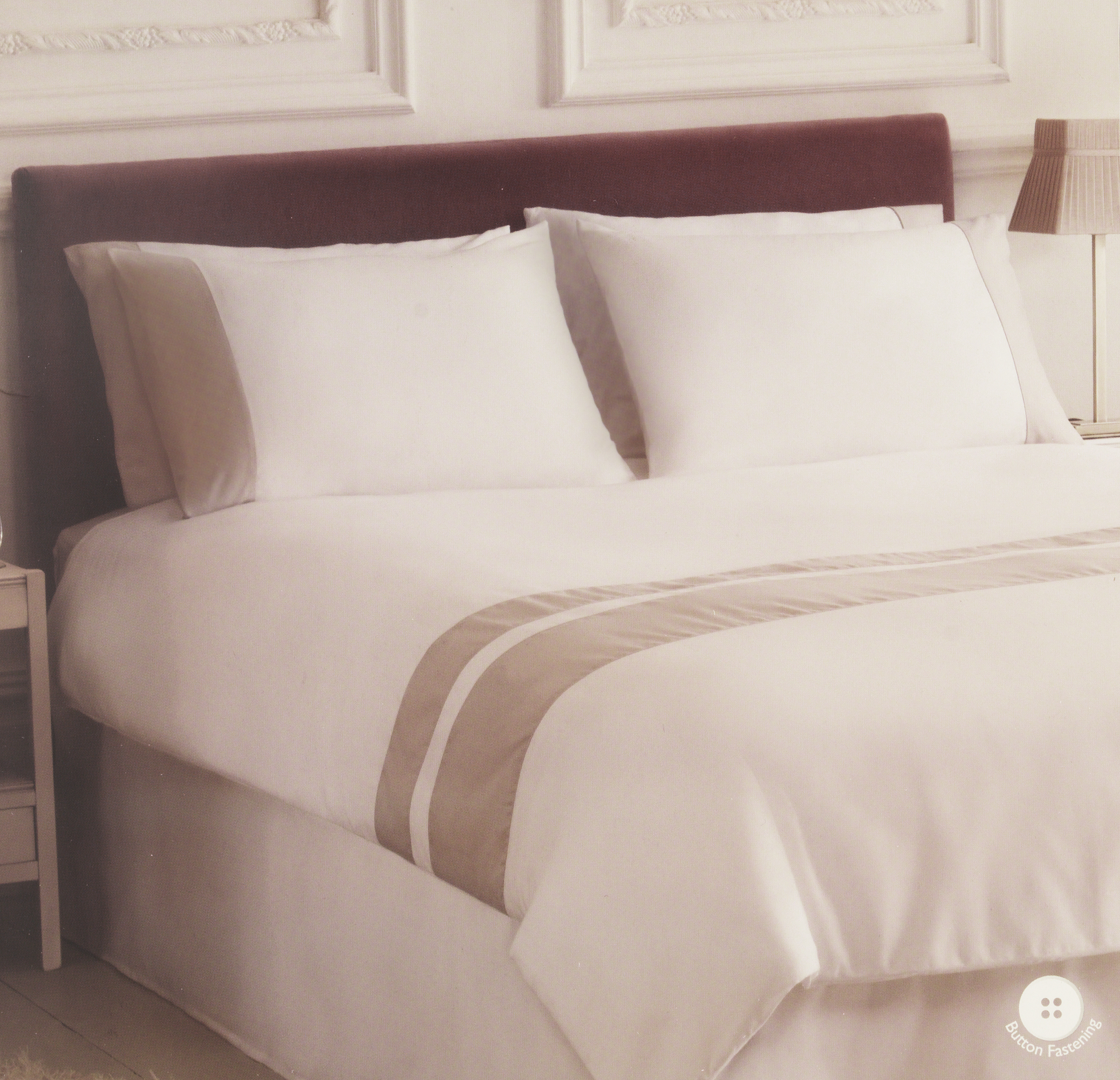 Frette milano double cotton duvet cover 200cm x 210cm for Frette milano