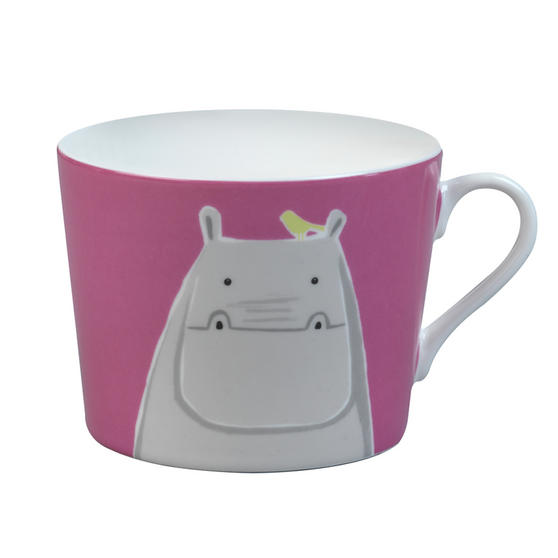 Cambridge Newport Hippo Fine China Mug CM04674