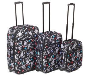 "Constellation Spring Paradise Suitcase Set, 18, 22 & 26"" Thumbnail 1"