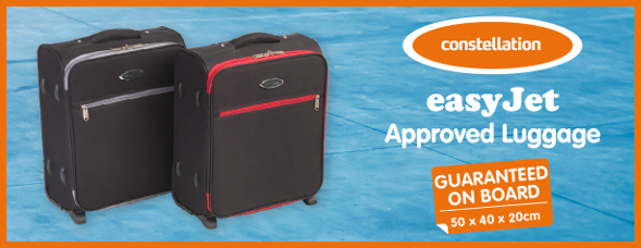 Easy Jet Approved Luggage