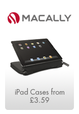 Macally iPad Cases