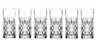 RCR 25766020006 Crystal Melodia High Ball Glasses Tumblers Thumbnail 2