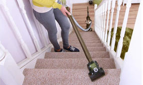 Hoover 700W A Rated Upright Bagless Turbo Powered Vacuum Cleaner TP717P01001 Thumbnail 8