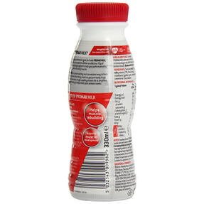 MaxiNutrition Ready To Drink Strawberry Milk Shake - 8 x 330ml Bottles Thumbnail 3