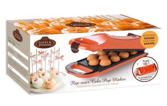 Giles And Posner Cake Pop Maker
