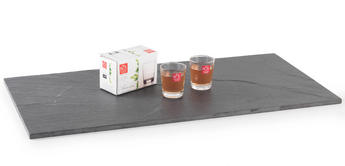 RCR Armonia Set Of 2 Shot Glasses Luxion Glass 6cl 252350