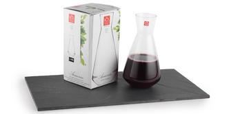 RCR Armonia Carafe Luxion Glass 180cl 514620 Thumbnail 1