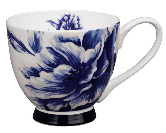 Portobello Footed Eliana Sandringham Fine Bone China Mug
