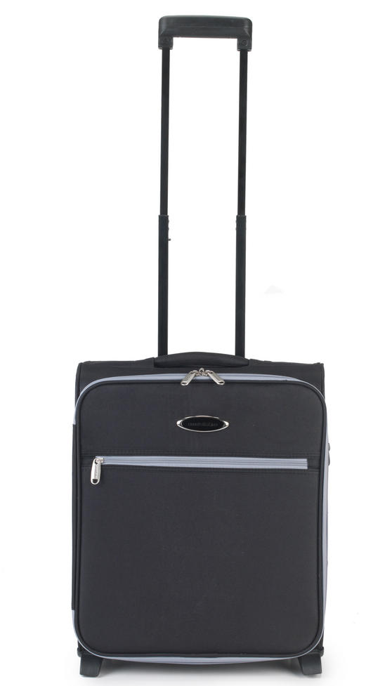 Constellation EasyJet Cabin Approved Maximum Capacity Cabin Case, Black/Grey
