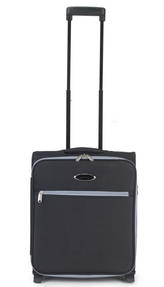 Constellation EasyJet Cabin Approved Maximum Capacity Cabin Case, Black/Grey Thumbnail 1
