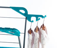 Beldray LA01455TQ Turquoise Classic 3 Tier Airer Thumbnail 2